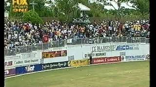 WEST INDIES CHASE 418 AND WIN......WORLD RECORD TEST CHASE