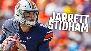 Auburn QB Jarrett Stidham previews Arkansas