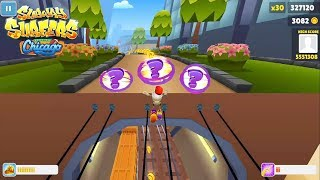 SUBWAY SURFERS MYSTERY MONDAY ( NO BOARDS)