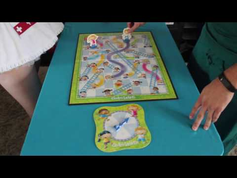 "How to Play ""CHUTES AND LADDERS"" by the Game Doctor (Drinking Game)"