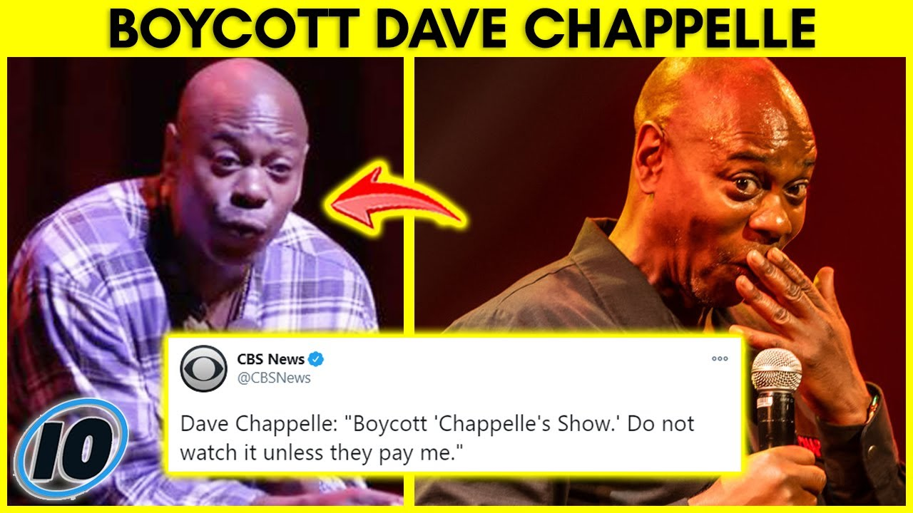 Why Dave Chappelle Cancelled Is Trending | InformOverload