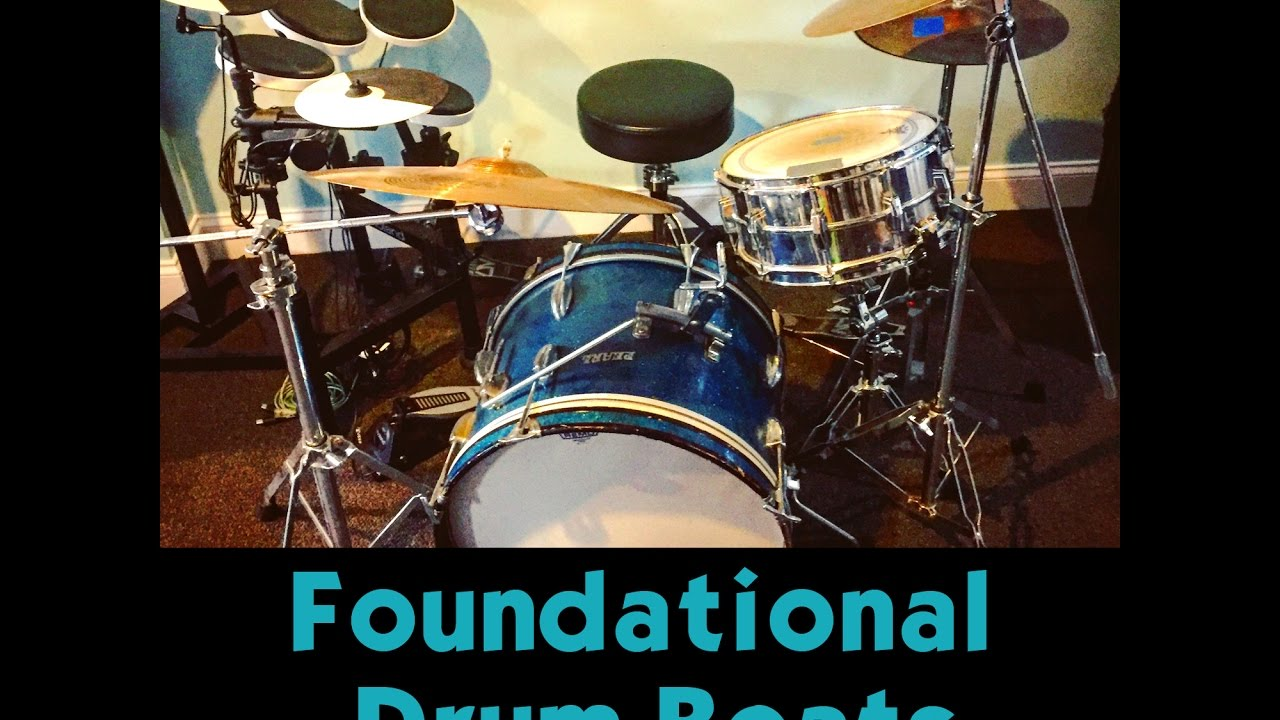 Foundational Drum Beats Sample Pack — Brian Funk