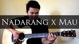 Video Shanti Dope   Nadarang x Mau (Fingerstyle guitar by Jorell) download MP3, 3GP, MP4, WEBM, AVI, FLV Juni 2018