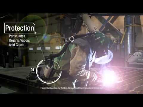 3m Versaflo Powered Air Purifying Respirator Papr Tr 600
