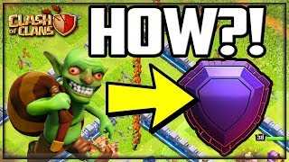 HOW He Did It! GOBLINS to Legend League in Clash of Clans!