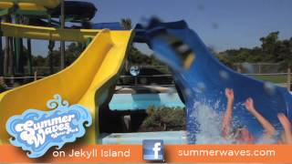 Summer Waves on Jekyll Island Commercial 2013