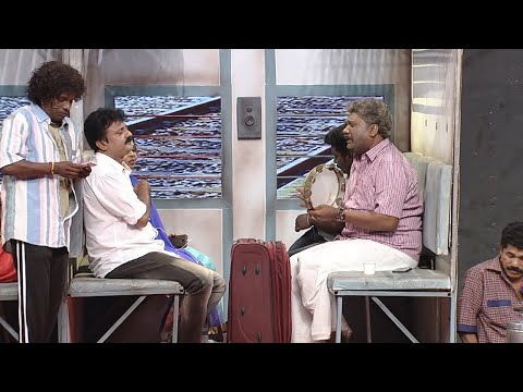 #ThakarppanComedy I A hilarious train journey!!! I Mazhavil Manorama