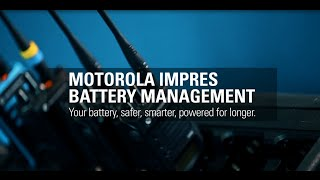 IMPRES™ Battery Management With Over-the-Air Data Collection