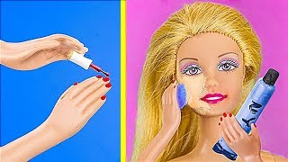 18 Clever Barbie Hacks And Crafts