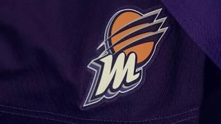 Phoenix Mercury Nike Jersey Reveal