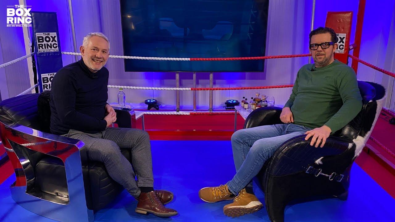 The Boxring met Thomas Cuyvers