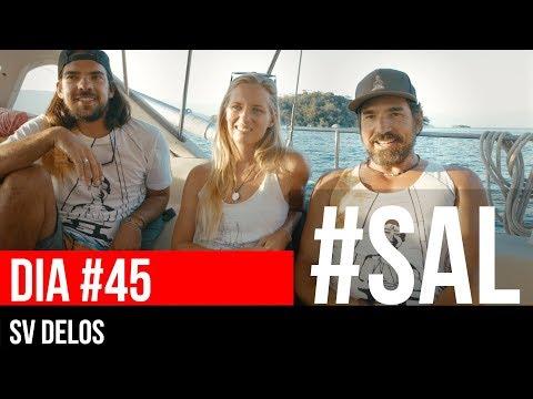 SV DELOS | #SAL 45 | Conversamos com eles durante a sua viagem pelo Brasil