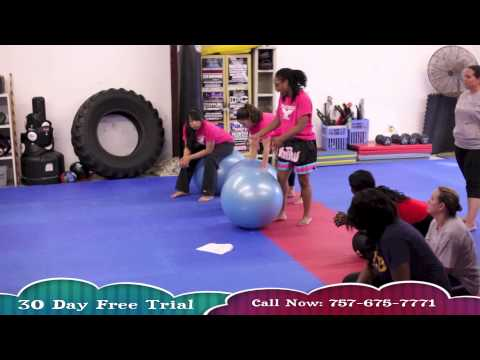 Virginia Beach Womens Fitness Bootcamp