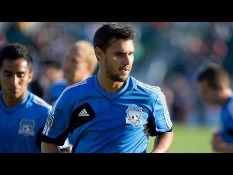 GOAL: Wondo header finds the back of the net | San Jose Earthquakes vs Chivas USA