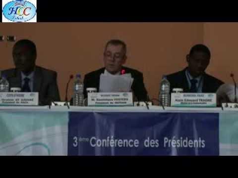 3ème Conférence des Présidents du Réseau Francophone