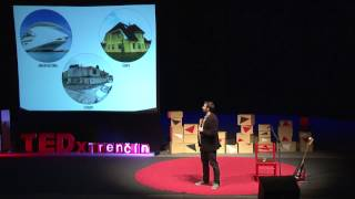 Music in architecture, architecture in music | Juraj Benetin | TEDxTrencin