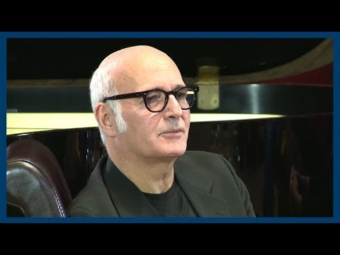 Musical Beginnings | Ludovico Einaudi | Oxford Union