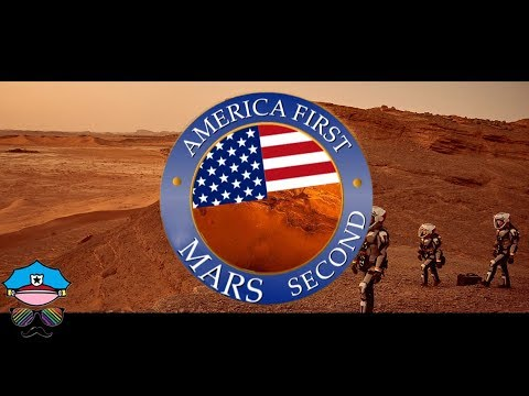 Thumbnail: Mars Second | Mars welcomes Trump in his own words