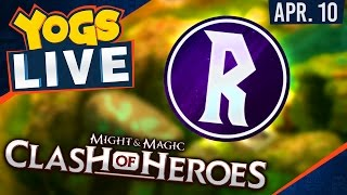 Might and Magic: Clash of Heroes w/ Rythian! - 10th April 2017