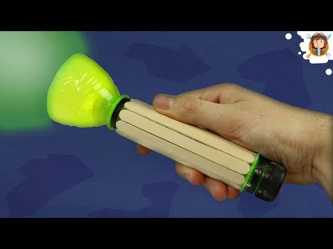 Thumbnail: How to Make a Flashlight using Plastic Bottles