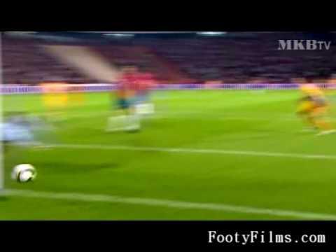 Milan Jovanovic Match Compilation V Romania- Liverpool Linked Player