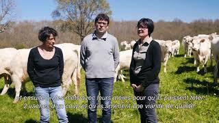 Plaisirs Fermiers - La ferme du Patureau (Producteurs de Boeuf)