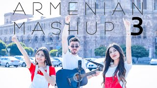 Armenian Mashup 3 (David Greg & Izabella feat. Diana) //NEW 2019//