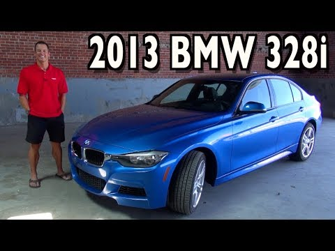 here 39 s the 2013 bmw 328i xdrive review on everyman driver youtube. Black Bedroom Furniture Sets. Home Design Ideas