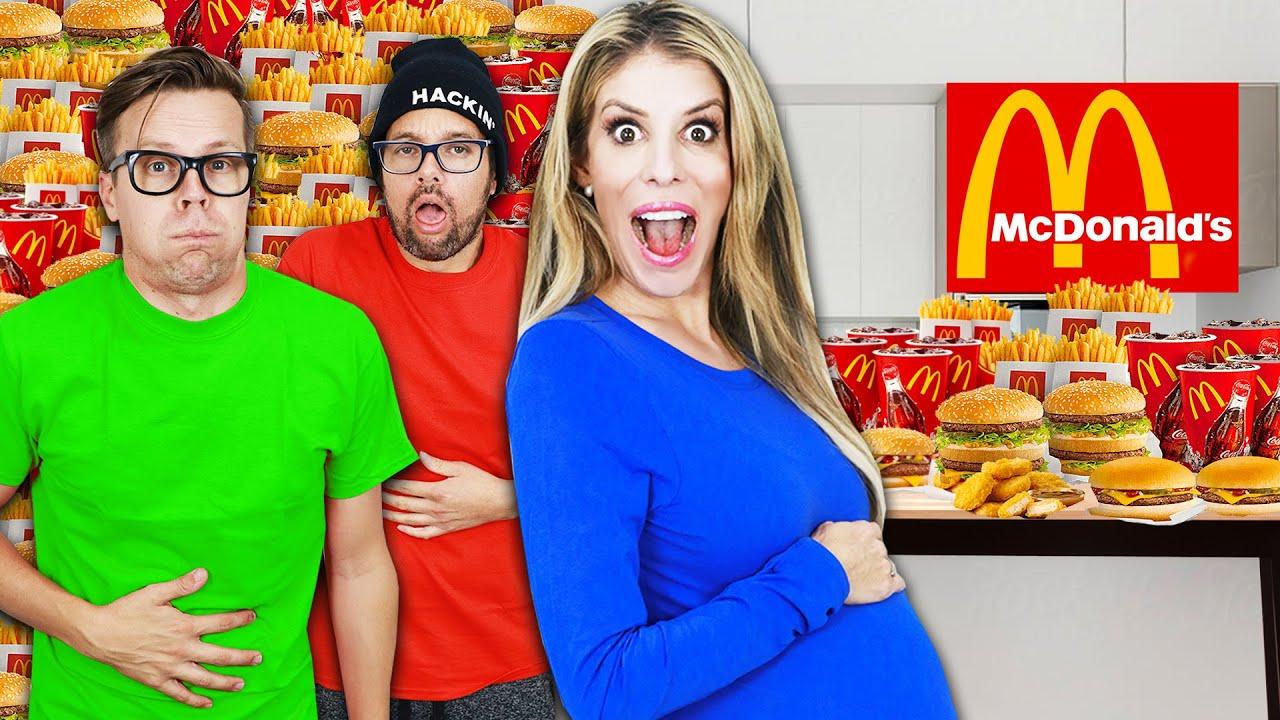 Download Ordering Every Menu Item on the McDonalds Menu - Bad Idea