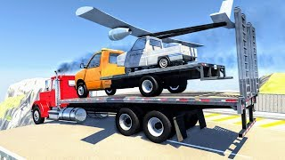 Crazy Moments #1 - BeamNG Drive
