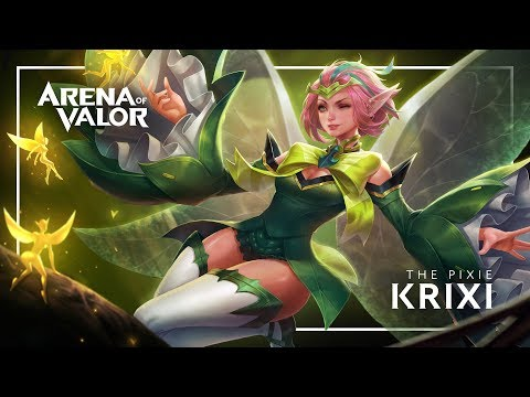 Krixi: Hero Spotlight | Gameplay - Arena Of Valor