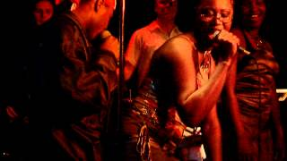 Soca Tek Ovah performing Wine & Bend Over