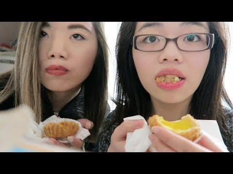 ALL WE DID WAS ATE (Hong Kong Daily Vlog)