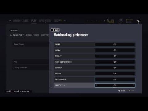 pubg matchmaking preferences