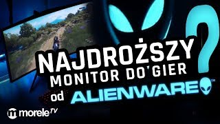 Najdroższy monitor do gier od Alienware? | Test Dell Alienware Gaming AW3418DW - Marzenie Graczy #2