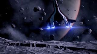 Mass Effect Andromeda Scott Ryder Playthough/Cora Harper Romance Vetra Loyalty Mission Remav System