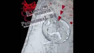 El Limite - Botella homenaje (Promocional '04)