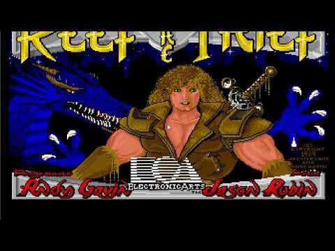 Keef the Thief: A Boy and His Lockpick [Amiga, 1989]