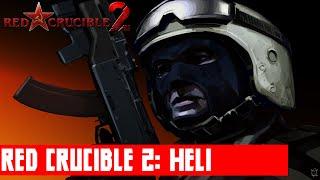 Red Crucible 2 - Pilotando Helicópteros