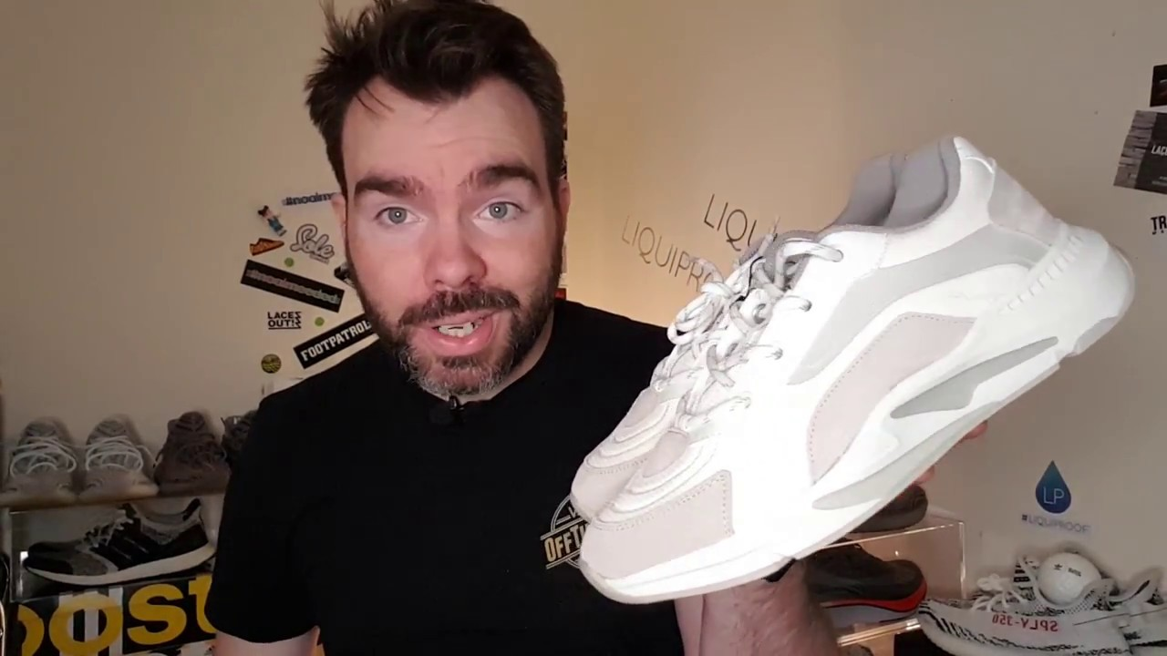 Dad Shoe Trends Sneakers With Thick Soles Unboxing Review Zara