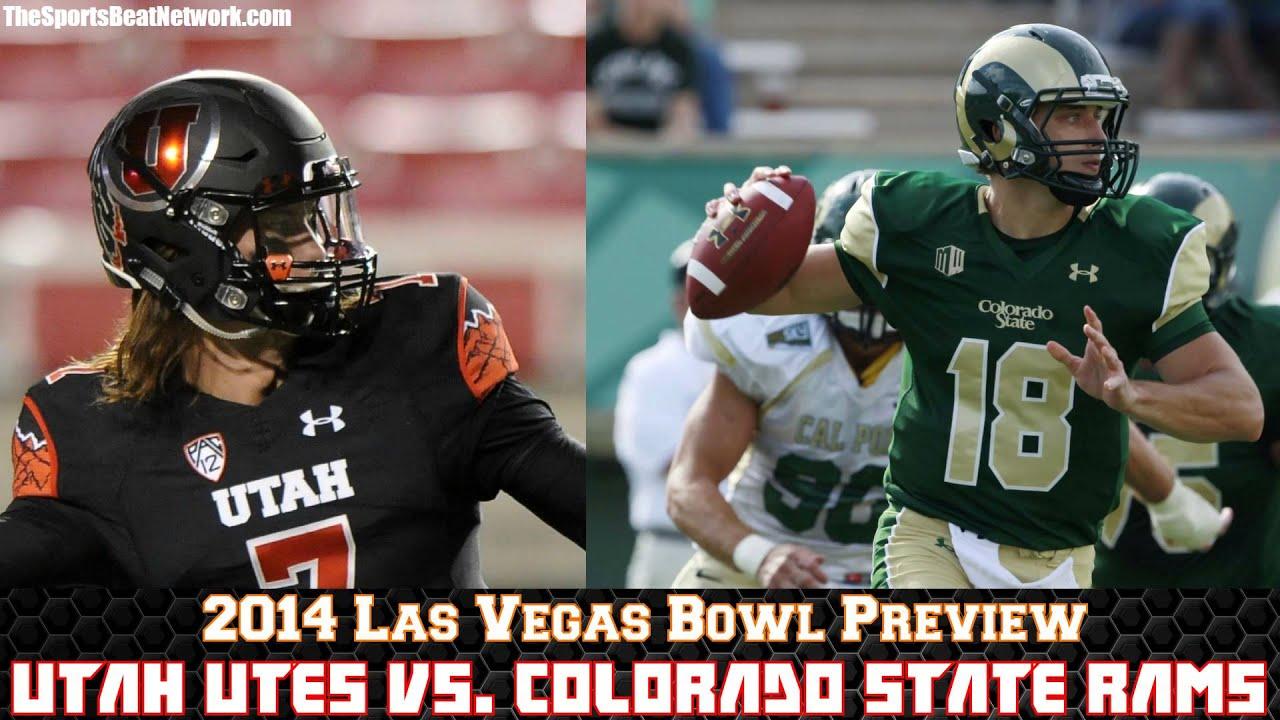 2014 Las Vegas Bowl Preview: Utah Utes vs. Colorado State ...