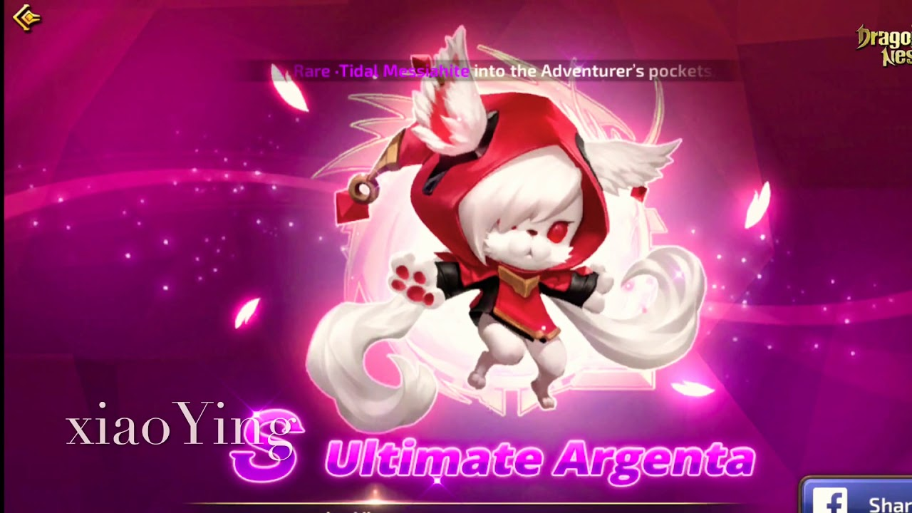 OPEN 100 Rare Fairy Egg - any S-pet? Check this..! Dragon Nest M mobile