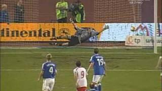 Polska-Finlandia  1-3  Gargula         2006 09 02