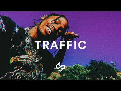 """Traffic"" Travis Scott Type Beat   Free Dark Trap Beat Instrumental 2018"