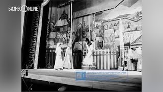 Ретро дня #1. Каким был театр имени Камала 30 лет назад