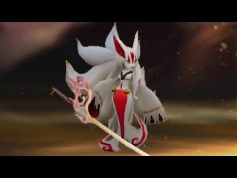 Bravely Second English - Optional Boss: Yokai (Hard Mode)