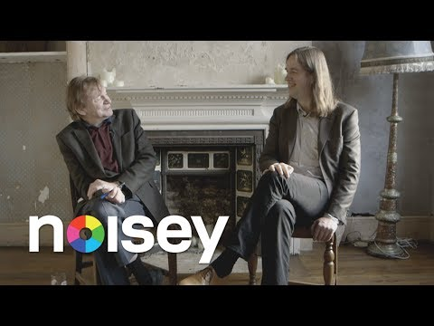 Mark E Smith - The British Masters - Christmas Special - Part One