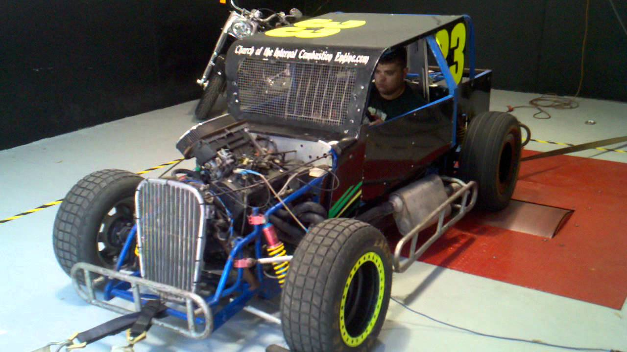 Race Car Chassis Setup