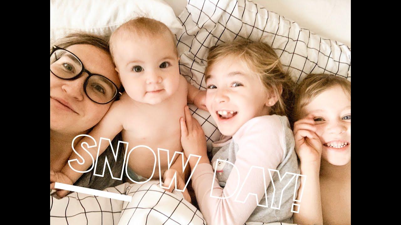 The Misfitfam has a Snow Day!