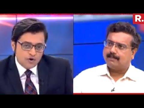Arnab Goswami Speaks To Mehul Choksi's Aide Exposes Fake Diamond Scam